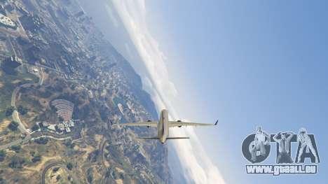 GTA 5 Boeing 757-200 sixième capture d'écran