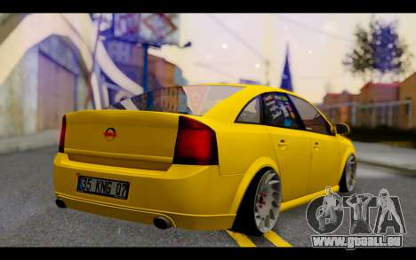 Opel Vectra Special für GTA San Andreas linke Ansicht