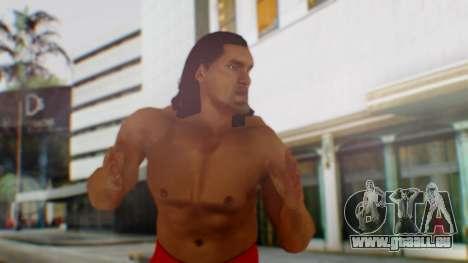 The Great Khali pour GTA San Andreas