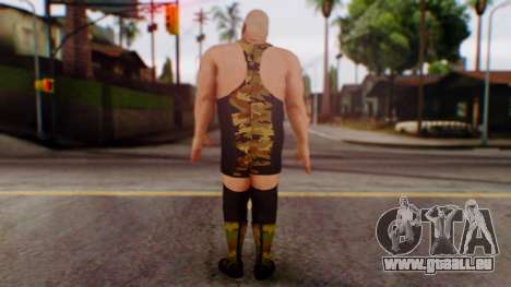 WWE Big Show für GTA San Andreas dritten Screenshot