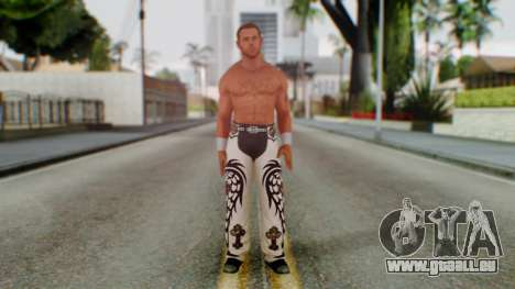 WWE HBK 3 pour GTA San Andreas deuxième écran