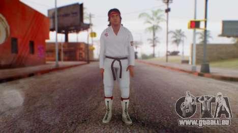 Ricky Steam 2 für GTA San Andreas zweiten Screenshot