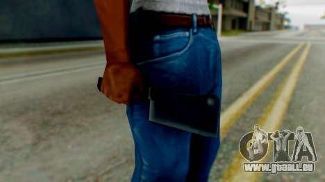 Vice City Meat Cleaver pour GTA San Andreas troisième écran