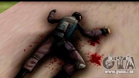 New Effects (IMFX, Shaders) pour GTA San Andreas cinquième écran