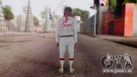 Ricky Steam 2 für GTA San Andreas dritten Screenshot