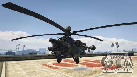 GTA 5 Mi-28 Night hunter