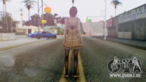 Fatal Frame 4 Ruka für GTA San Andreas dritten Screenshot