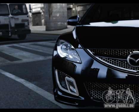 Mazda 6 Sport pour GTA 4 est un droit