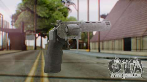 GTA 5 Platinum Revolver pour GTA San Andreas deuxième écran