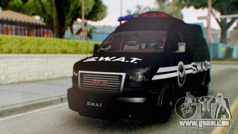 New Enforcer pour GTA San Andreas