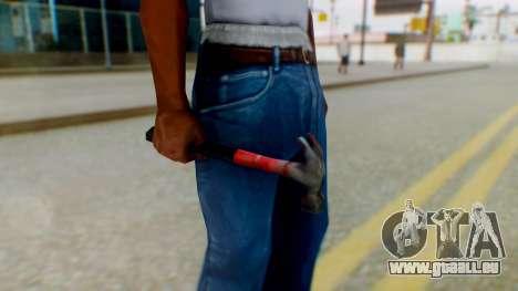 Vice City Hammer für GTA San Andreas dritten Screenshot