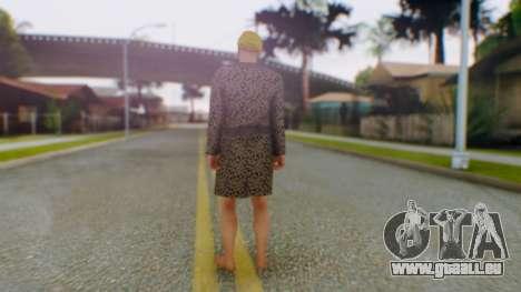 GTA Online Executives and other Criminals Skin 3 pour GTA San Andreas troisième écran