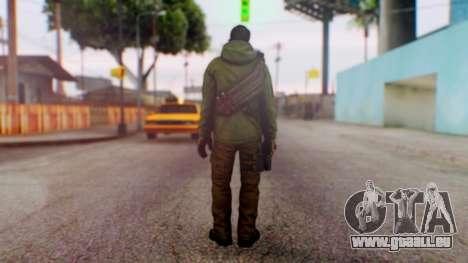 Counter Strike Online 2 Leet für GTA San Andreas dritten Screenshot