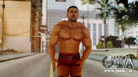 David Otunga pour GTA San Andreas