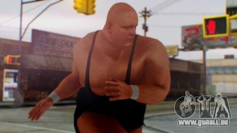 K Kong Bundy pour GTA San Andreas