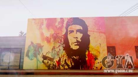 Che Guevara Grove Street pour GTA San Andreas