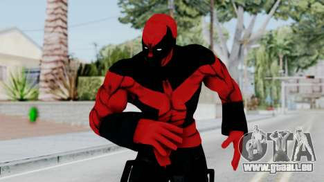 Spider-Man Shattered Dimensions - Deadpool für GTA San Andreas