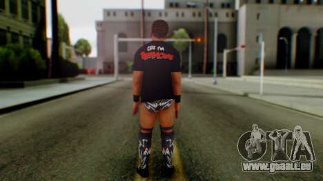 The MIZ 2 für GTA San Andreas dritten Screenshot