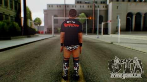 The MIZ 2 pour GTA San Andreas troisième écran