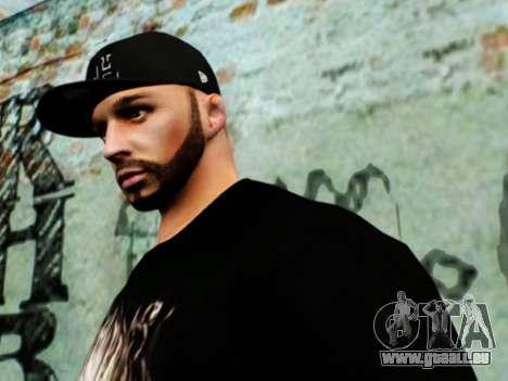 -H Gangsta13 pour GTA San Andreas deuxième écran