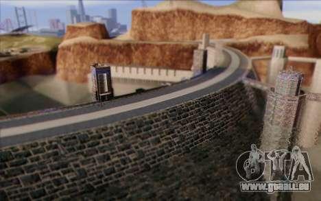 Nouveau barrage pour GTA San Andreas