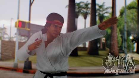 Ricky Steam 2 für GTA San Andreas