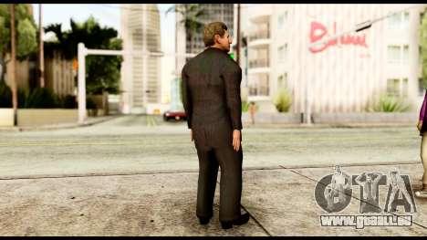 WWE Vince pour GTA San Andreas troisième écran