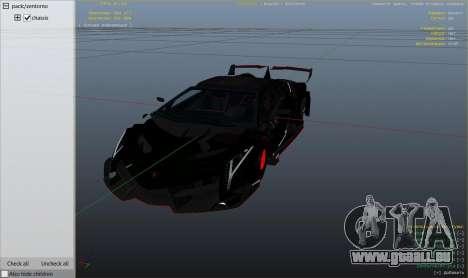 2013 Lamborghini Veneno HQ EDITION für GTA 5