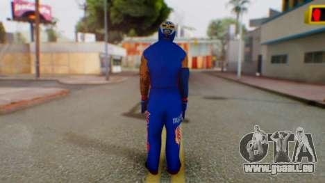 Rey Misterio pour GTA San Andreas troisième écran