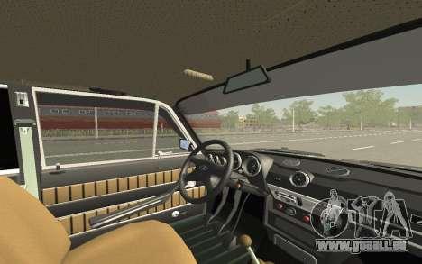 VAZ 2103 Sport tuning pour GTA San Andreas salon