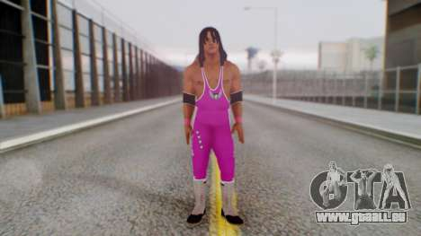 Bret Hart 1 für GTA San Andreas zweiten Screenshot