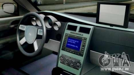 New Police LV pour GTA San Andreas vue de droite