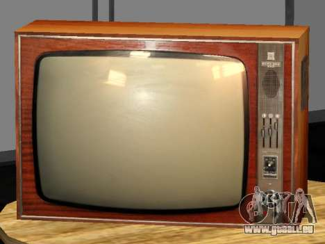 TV-Birke-212 für GTA San Andreas zweiten Screenshot