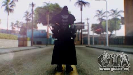 Reaper - Overwatch pour GTA San Andreas troisième écran