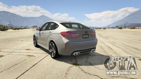 BMW X6M F16 Final für GTA 5