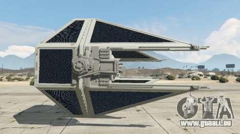 GTA 5 TIE Interceptor zweite Screenshot