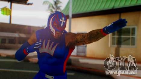 Rey Misterio für GTA San Andreas