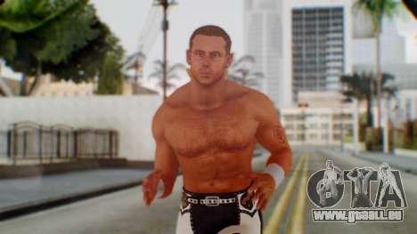 WWE HBK 3 für GTA San Andreas