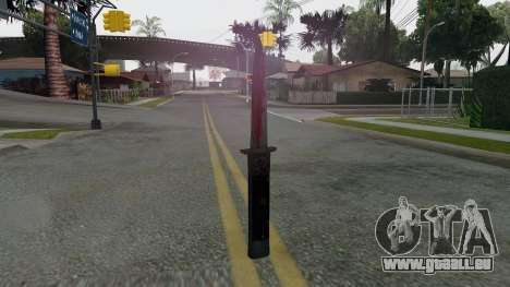 GTA 5 Switchblade pour GTA San Andreas