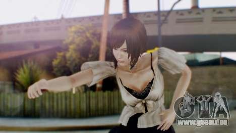 Fatal Frame 4 Misaki Default für GTA San Andreas
