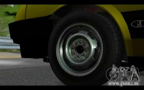 Lada Samara für GTA San Andreas rechten Ansicht