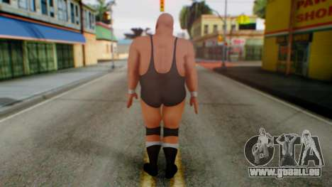 K Kong Bundy pour GTA San Andreas troisième écran