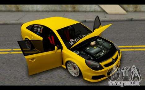 Opel Vectra Special pour GTA San Andreas vue de côté