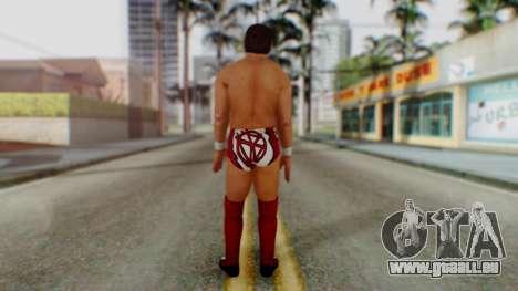 Daniel Brian für GTA San Andreas dritten Screenshot