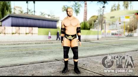 WWE Triple H pour GTA San Andreas deuxième écran