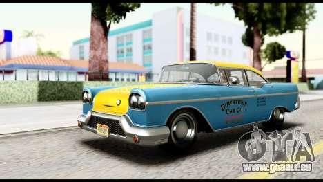 GTA 5 Declasse Cabbie v2 IVF pour GTA San Andreas