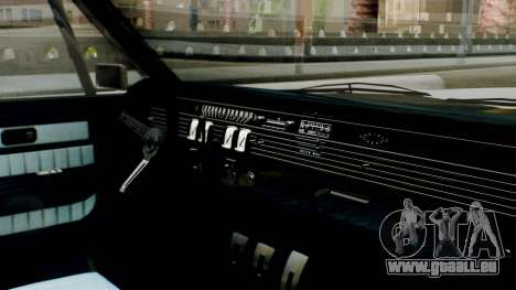 GTA 5 Vapid Chino Tunable IVF PJ pour GTA San Andreas vue de droite