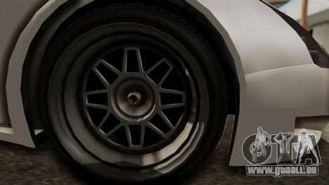 GTA 5 Bravado Verlierer IVF für GTA San Andreas rechten Ansicht