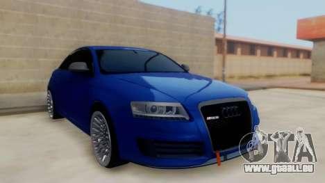 Audi RS6 pour GTA San Andreas