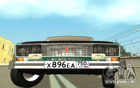 VAZ 2103 Sport tuning für GTA San Andreas rechten Ansicht